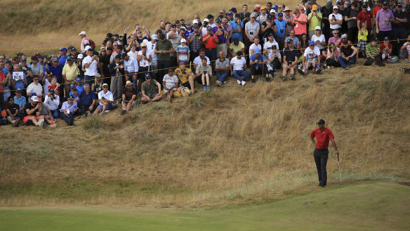 Is Tiger back? Woods almost gave the fans what they craved at British Open