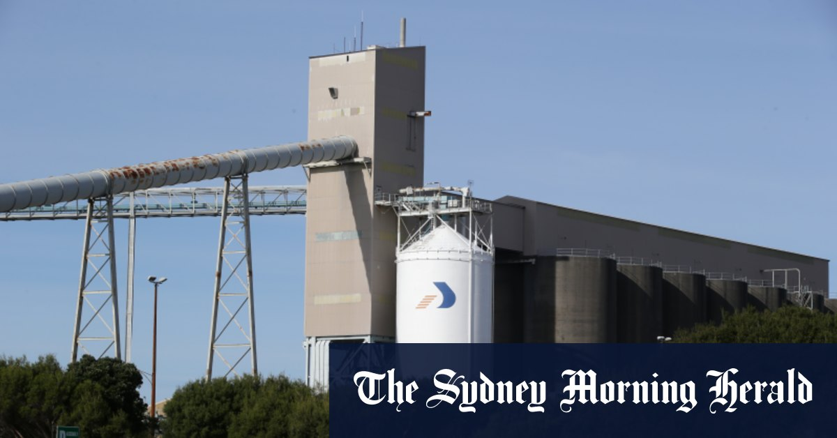 Alcoa's struggling Portland smelter secures lifeline with power deal $160m in subsidies – Sydney Morning Herald