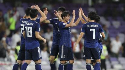 Clinical Japan stun Iran to reach another Asian Cup final
