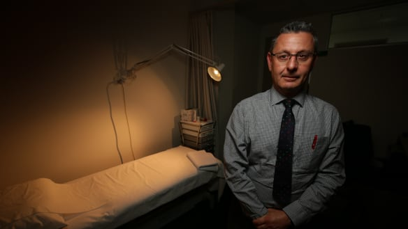 The patient had planned his suicide. But the crisis team was busy