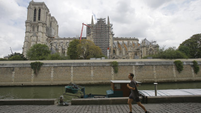 Notre-Dame lead fears prompt new rules, equipment