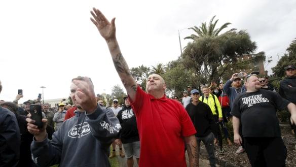 Queensland police reject Senator Fraser Anning's 'African gang' claims