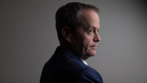 How Bill Shorten plans to beat Scott Morrison