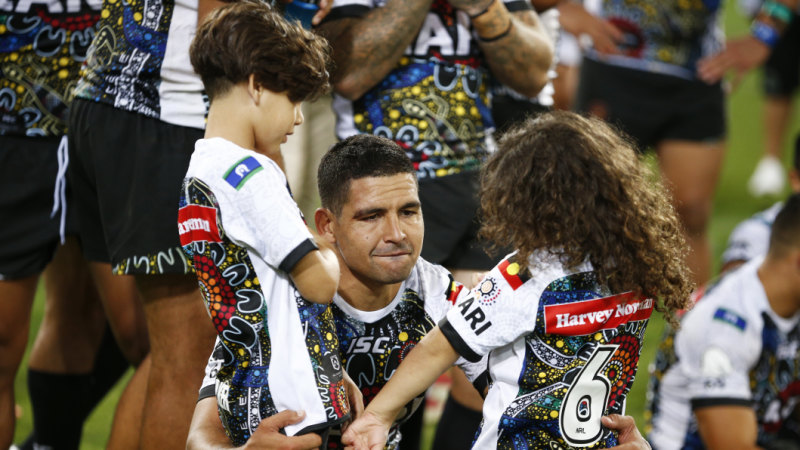 'It doesn't represent me or my family': Indigenous captain takes aim at anthem