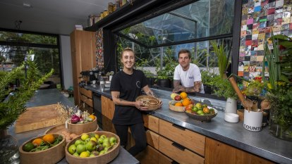 Couple to spend three months living in Federation Square eco home