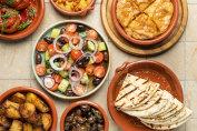 GreekrestaurantM.I.Mby 1821 opens in the former site of Jamie's Italian in Sydney