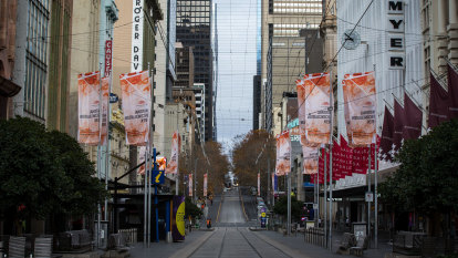 It makes no sense to ask 'why Melbourne?'