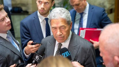 Ardern coalition under pressure as Peters accused of conflict of interest