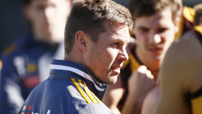 Not Buckley's hope: the road ahead for Sam Mitchell after Clarkson