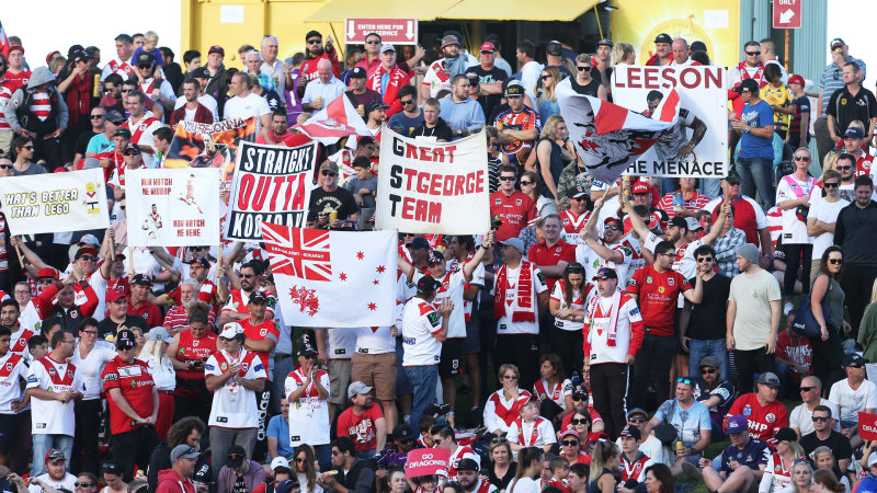 Government happy to help with NRL's plan for July 1 crowds says Chant – Sydney Morning Herald