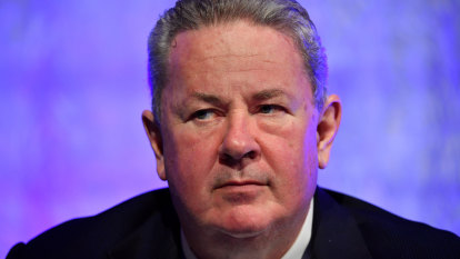 Helloworld boss Andrew Burnes quits as Liberal Party treasurer