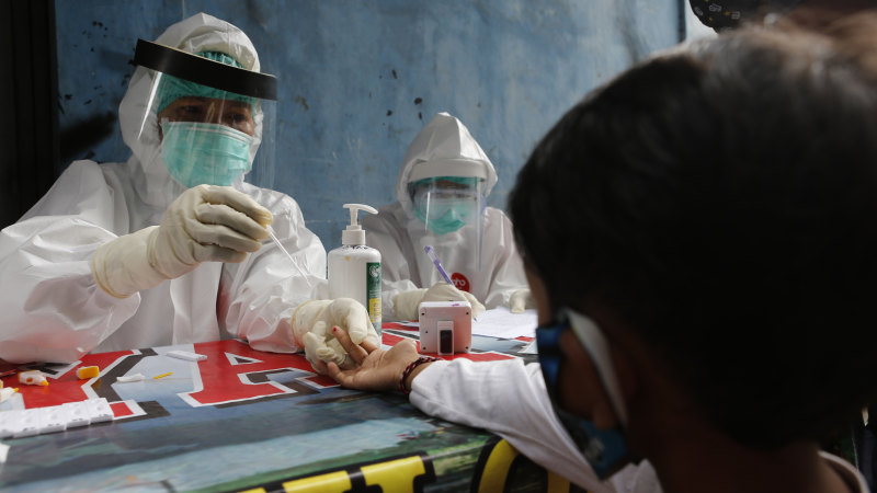 Coronavirus updates LIVE: Global COVID-19 cases top 5.9 million as Australian death toll stands at 103