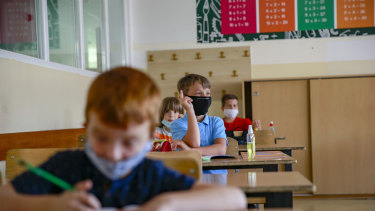 Schools expect a wave of students to return to school before the official start date