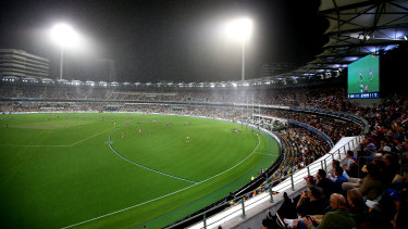 Brisbane had plenty of fans in the stands at the Gabba by the end of the AFL regular season - and a lot of them parked nearby.