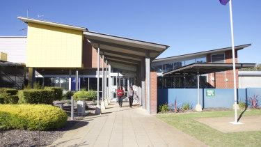 The Banksia Hill Detention Centre in Western Australia.
