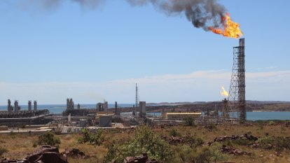 Net-zero emissions and Woodside's Scarborough LNG a mismatch: IEA