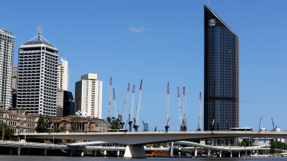 Queensland's economy ranked fifth in the nation