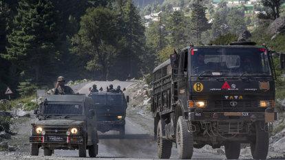 Despite diplomacy, India and China ramp up military at border