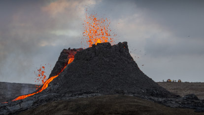 Icelandic volcano could continue to erupt for years, experts say