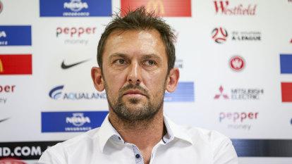 'Hard work ahead': Popovic named Victory coach