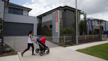 Western Sydney councils stick by housing targets despite pandemic
