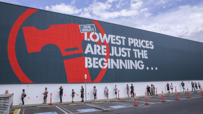ACCC puts Bunnings on notice after approving Adelaide Tools acquisition