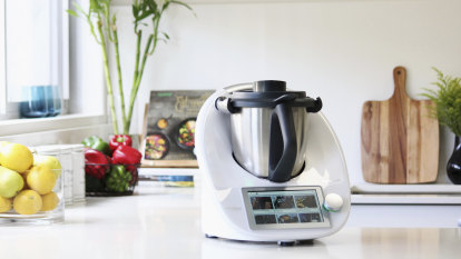 Latest Thermomix makes cooking less painful, washing up more so