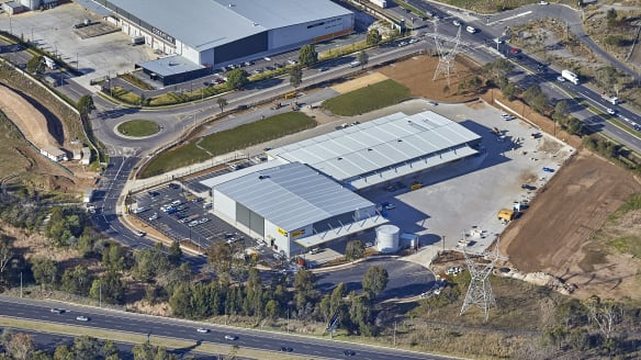 Seven Group opens $40m facility to tap into Sydney's building boom