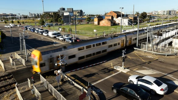 Fast rail link top priority for NSW voters: poll