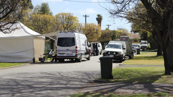 Husband charged with murder after body of wife discovered in Perth backyard
