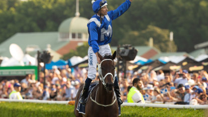 Winx honoured at Royal Randwick with new grandstand