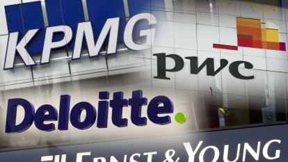 Deloitte's government business grows by 179 per cent in five years