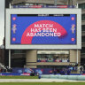 Rain, rain, go away: Cricket World Cup is the wettest in history