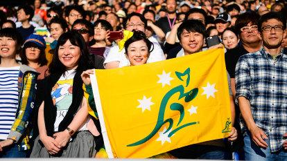 Wallabies' spring tour schedule confirmed as Japan Test locked in