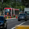 Light rail delays net government $28m, as Green backs State Circle