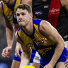 Eagles miss a trick as they cruise to victory over the Bombers