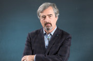 Sebastian Barry says the courage of women inspired his latest novel.