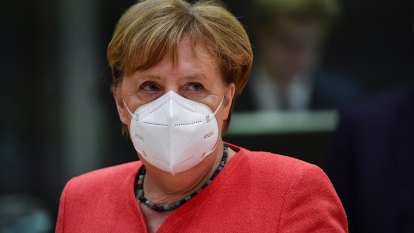Merkel's parting gift to EU: $1.2 trillion of unity during pandemic
