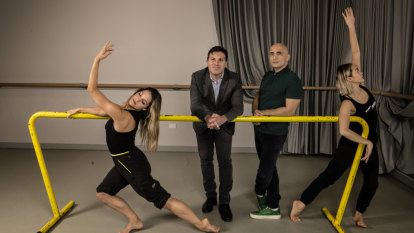 New chair steps up at Sydney Dance Company