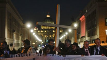 Abuse statistics found buried on Vatican's website