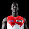 Swans pick up ruckman, say trading Aliir to Port was the 'right call'