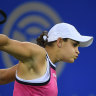 Barty plays down injury concern