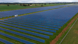 Renewable energy is on track to grow from its current 37 per cent market share to supply 94 per cent of the grid by 2040.
