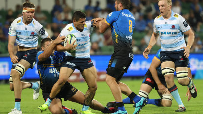 'It's gut-wrenching': Miffed Waratahs to examine angles of critical penalties