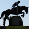 Aussies gallop for gold in equestrian eventing
