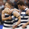 Intrigue surrounds Geelong's superstar trio