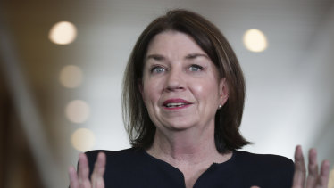 "Australian Banking Association chief executive Anna Bligh: ""Customers know what's best for them."""
