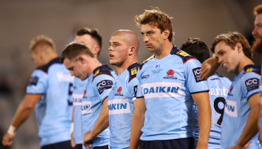 Bookmakers have installed the winless Waratahs as $501 hopes of winning trans-Tasman Super Rugby.