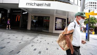 Coronavirus Australia: Michael Hill flags COVID-19 pandemic as ...