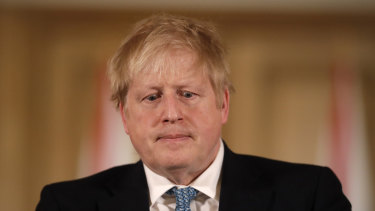 Boris Johnson has been admitted to intensive care.